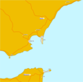 Gibraltar Location - Mapsof.net