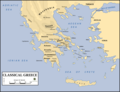 Greece Map 1 - Mapsof.Net Map