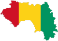 Republic of Guinea - Mapsof.net