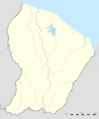 Guyane Department Location Map - Mapsof.net