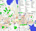Helsinki Map Center - Mapsof.Net Map