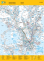 Helsinki Road Map - Mapsof.Net Map