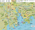 Hong Kong Map - Mapsof.Net Map