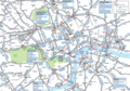 London - Mapsof.net