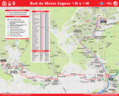 Madrid Tram Map (light Metro) - Mapsof.Net Map