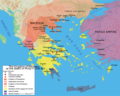 Map Macedonia 336 Bc - Mapsof.net
