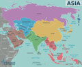 Map of Asia - Mapsof.net