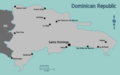 Map of Dominican Republic - Mapsof.net