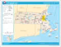 Map of Massachusetts Na 1 - Mapsof.Net Map