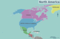 Map of North America - Mapsof.Net Map