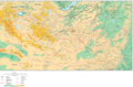 Mongolia Map - Mapsof.Net Map