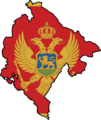 Republic of Montenegro - Mapsof.net
