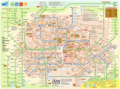 Munich Transport Map - Mapsof.Net Map