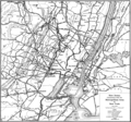 New Jersey Highway Old Map - Mapsof.Net Map
