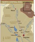 North Central Iraq - Mapsof.Net Map