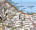 Political Map Molise - Mapsof.Net Map
