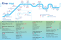 River Thames Map - Mapsof.Net Map
