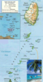 Saint Vincent And the Grenadines - Mapsof.net