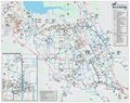 Santa Clara Transport Map - Mapsof.net