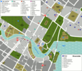 Singapore Riverside Map - Mapsof.net