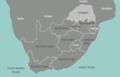South Africa Limpopo Map - Mapsof.Net Map