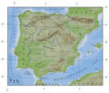 Spain - Mapsof.Net Map