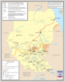Sudan Oil And Gas Concession Holders - Mapsof.net