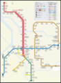Taipei Metro Map (subway) - Mapsof.net