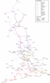 Uk Rail Map - Mapsof.Net Map