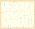 Usa Wyoming Location Map - Mapsof.net