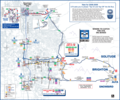 Utah Ski Bus Map - Mapsof.Net Map