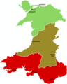 Wales Map - Mapsof.net