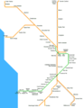 Adelaide Metro Map - Mapsof.Net Map