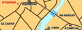 Al Aaimmah Bridge Area - Mapsof.Net Map