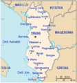 Republic of Albania - Mapsof.net