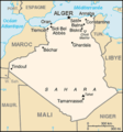 People's Democratic Republic of Algeria - Mapsof.net