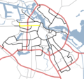 Amsterdam Outline S Roads  S103 - Mapsof.net