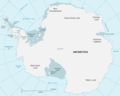 Antarctica 1 - Mapsof.Net Map