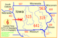 Iowa - Mapsof.net