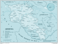 Armenia - Mapsof.Net Map