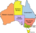 Commonwealth of Australia - Mapsof.net