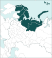 Barents Region - Mapsof.Net Map