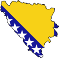 Bosnia And Herzegovina Stub - Mapsof.Net Map
