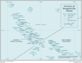 Bougainville Island - Mapsof.Net Map