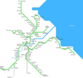 Brisbane Metro Map - Mapsof.Net Map