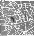 Bucharest (1980) - Mapsof.Net Map