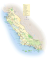 California - Mapsof.net