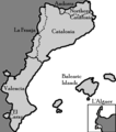 Catalan Countries - Mapsof.net