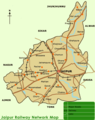 City Map of Jaipur - Mapsof.Net Map