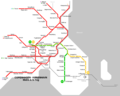 Copenhagen Metro Map - Mapsof.Net Map
